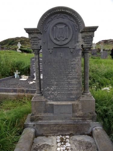 Tomas Rua's grave