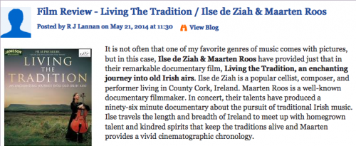 Review of the film by RJ Lannan