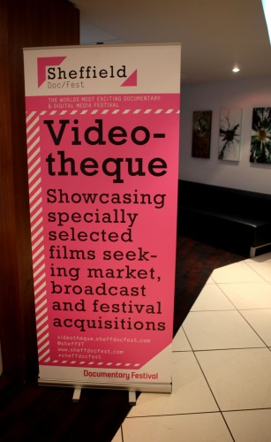 Living the Tradition is part of the Videothèque at the 2014 edition of Sheffield Doc Fest Film Festival