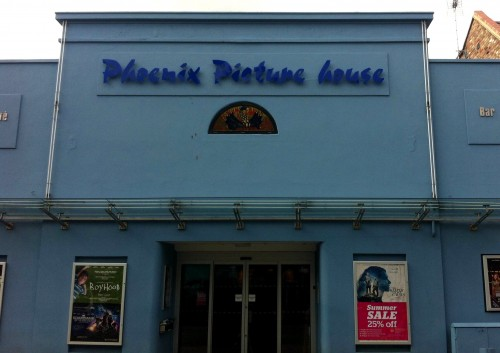 The 101-years old Phoenix Picture House in Oxford