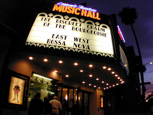 Laemmle's Music Hall 3, Beverly Hills